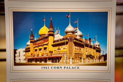 Corn Palace when it's not under construction
