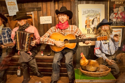 Singing cowboys of Wall Drug