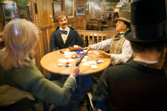 Trouble at Wall Drug