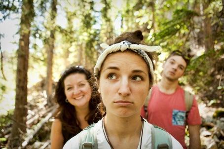 My trail crew