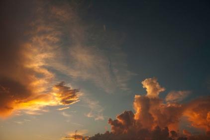Cajun sunrise