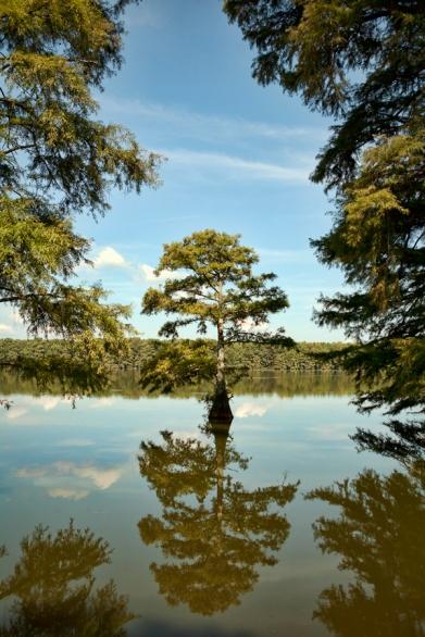 Lake Bolivar