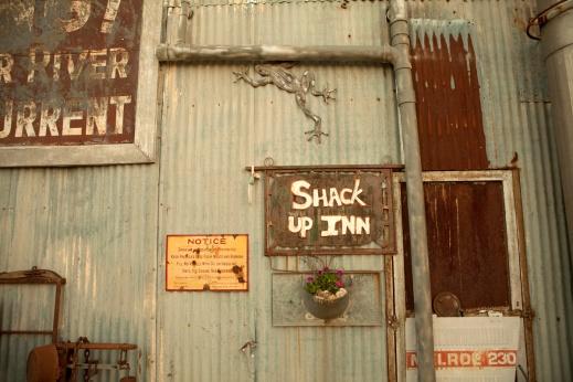 the Shack Up Inn