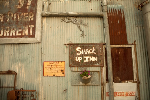 the Shack Up Inn