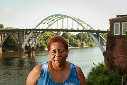 Joanne Bland marched with Dr. Martin Luther King Jr. from Selma to Montgomery when she was 11 years old