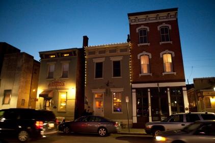 OKBB in the historic streets of Covington