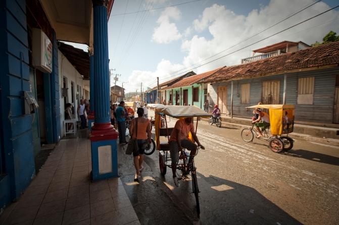 Baracoa area Cuba