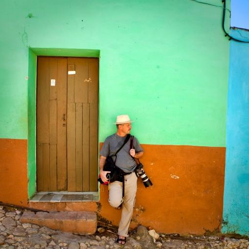Trinidad, Cuba and vicinity.
