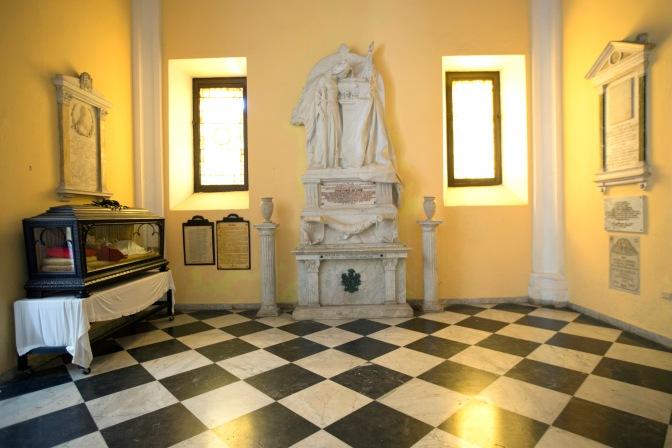 Ponce de Leon's tomb