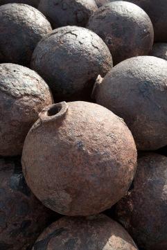 Cannon balls